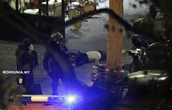 Tembakan Rambang Guna AK-47