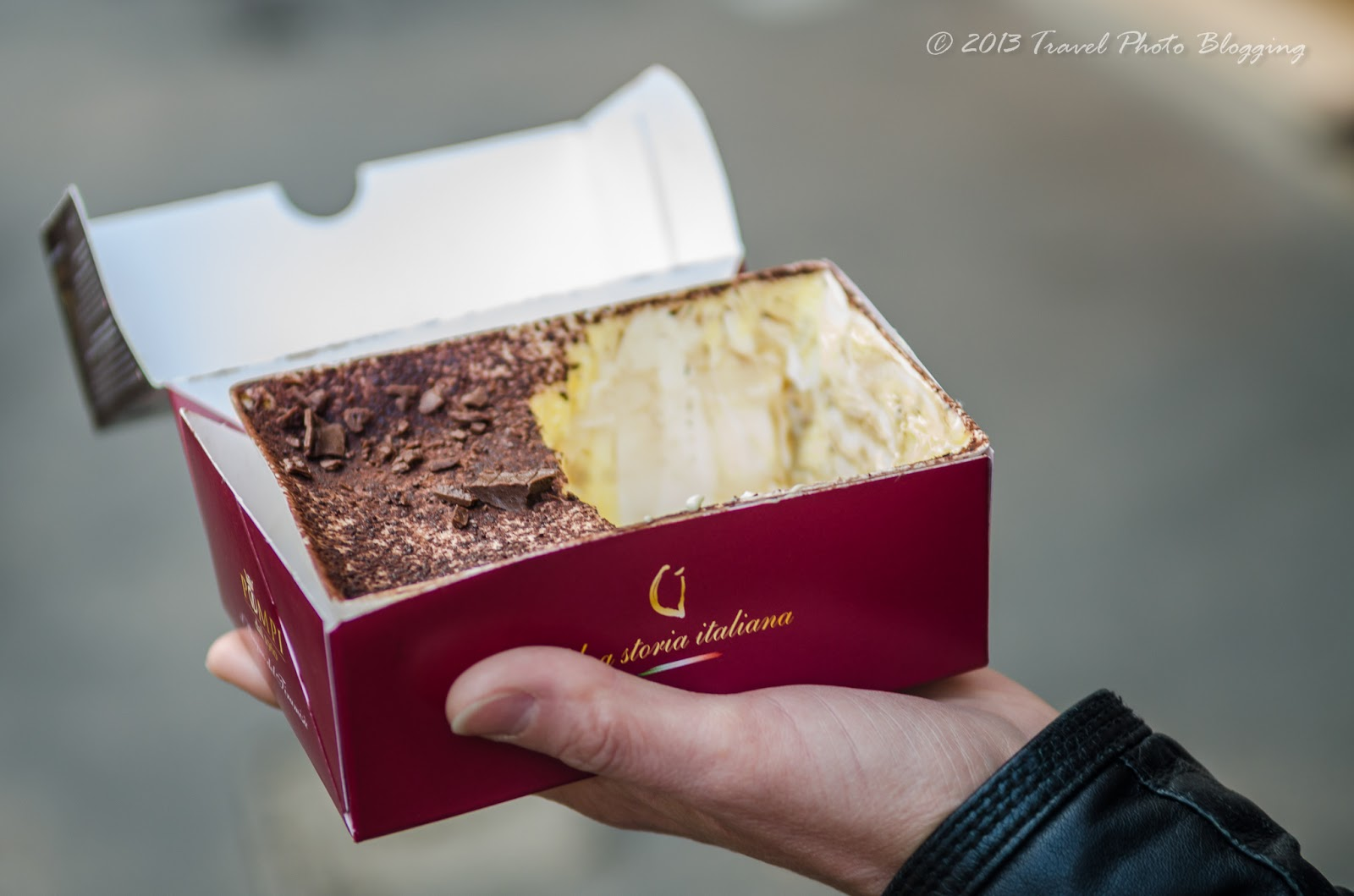 Travel Photo Blogging Best Desserts Rome Has To Offer