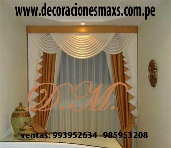 Cortinas per cortinas para sala cortinas para for Cortinas de argollas