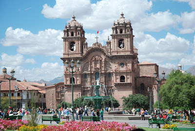 Plaza de Armas Cathedral, Cusco