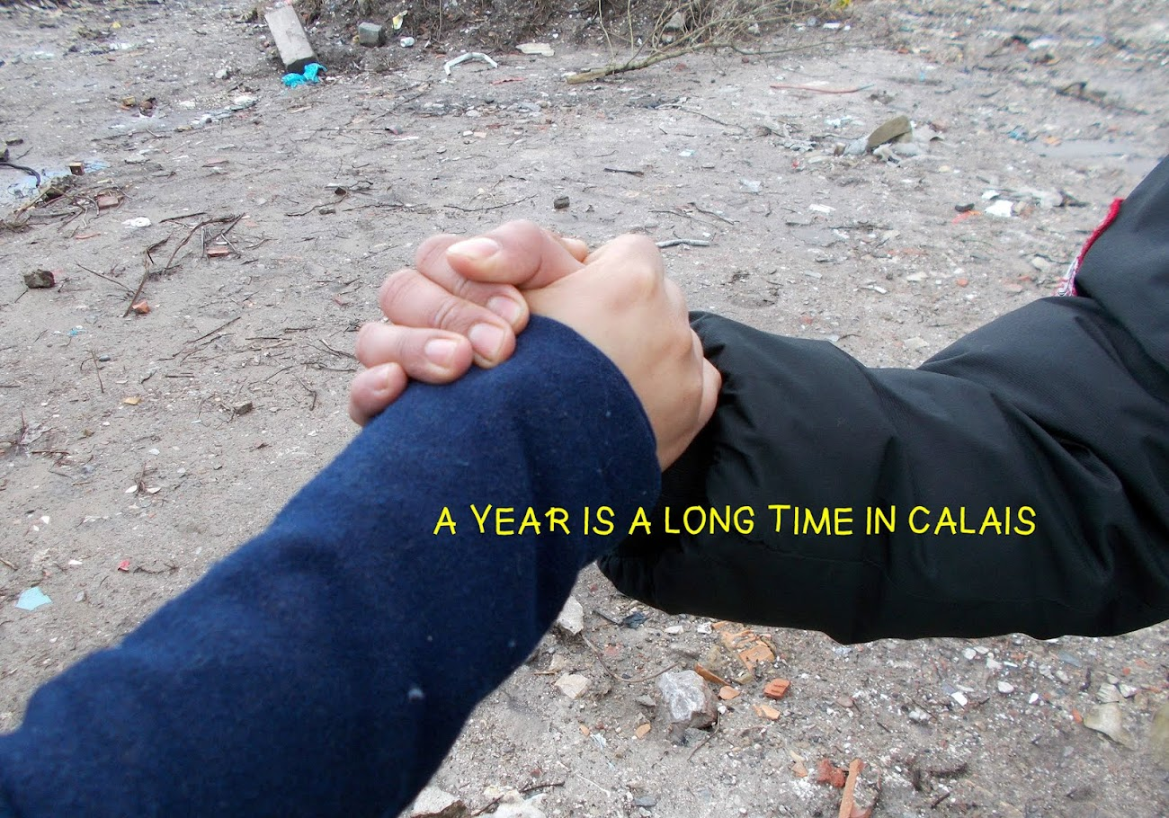A Year Is A Long Time In Calais