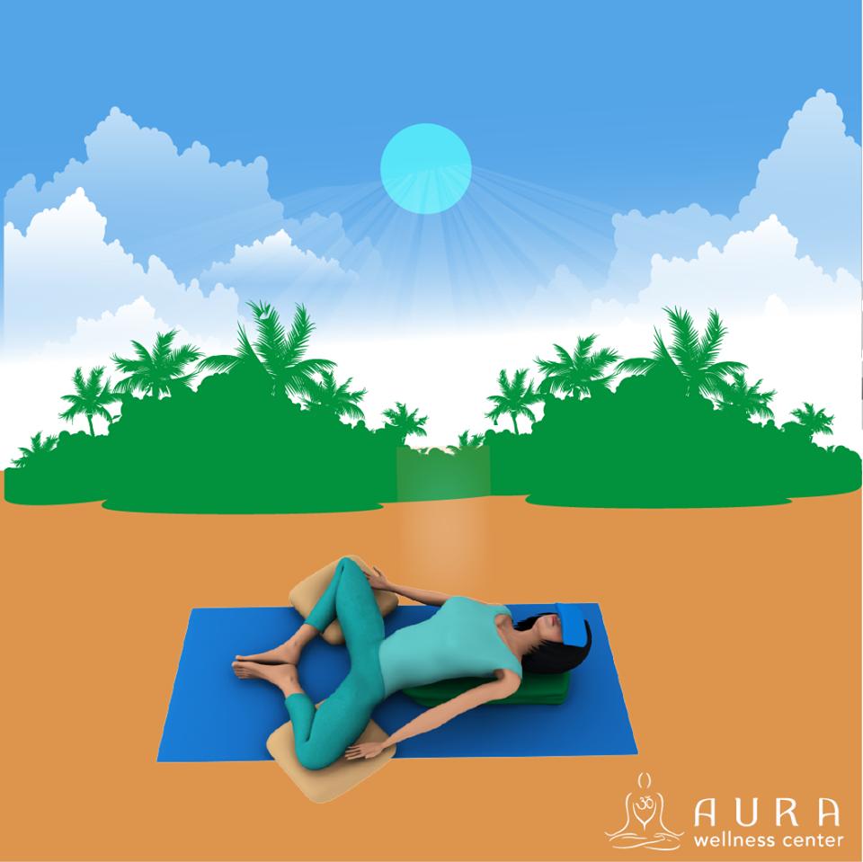 yoga for core training