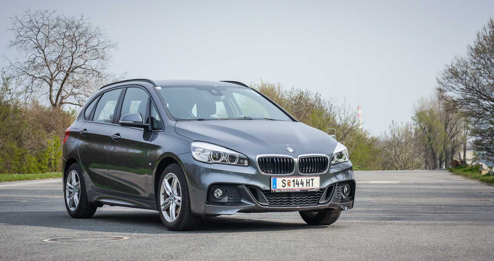 bmw 220d xdrive active tourer hart aber herzig. Black Bedroom Furniture Sets. Home Design Ideas