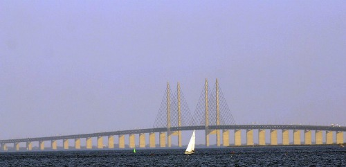 THE LONGEST BRIDGE IN EUROPE