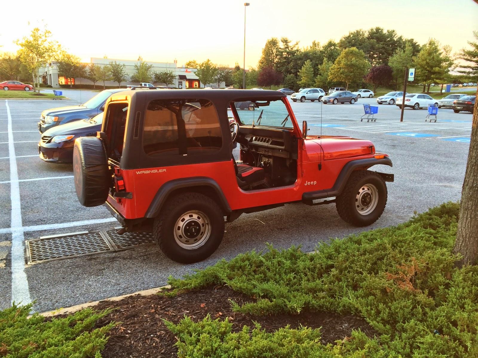 jeep wrangler без дверей