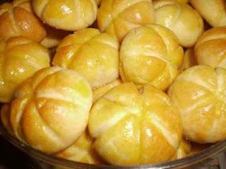 Resep Kue Kering Nastar Apel