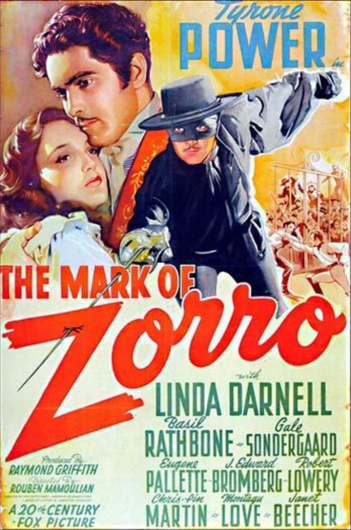 La Marca del Zorro 1940 Dual BRRip 1080 7 GB Zippyshare