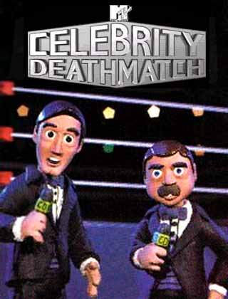 Chris Edgerly on Celebrity Death Match - YouTube