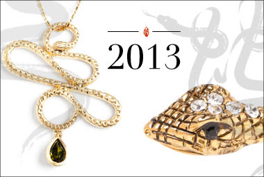 snake jewelry for 2013 jewelry blog