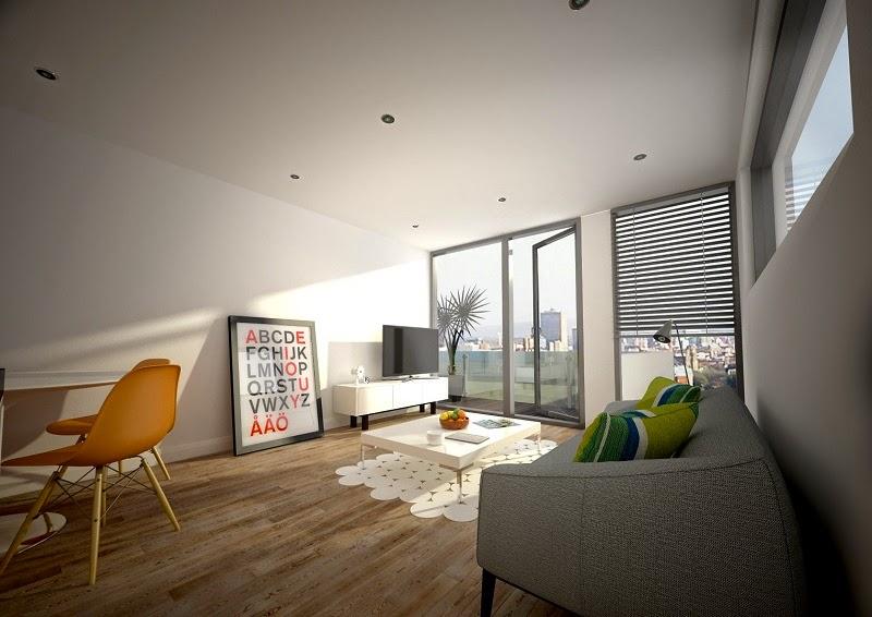曼徹斯特精品住宅公寓內裝