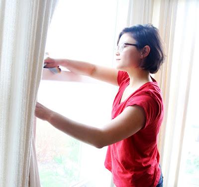 Mẹo dọn nhà của cô gái Nhật