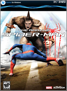 Download Jogo The Amazing SpiderMan Completo Para PC + Crack Skidrow 2012