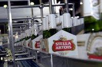 Stella Artois factory