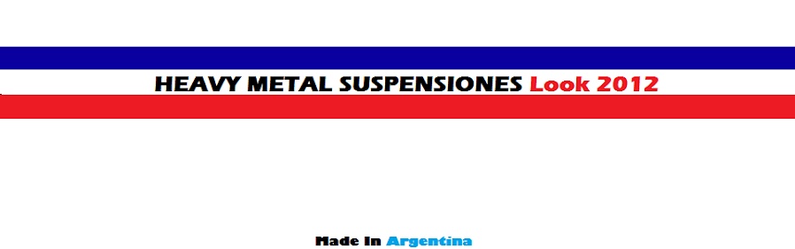 Heavy Metal Suspensiones