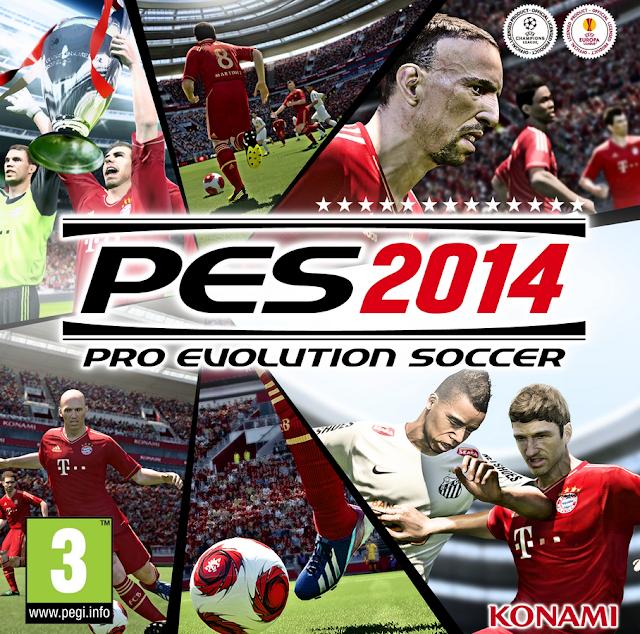 Игры, софт, развлечения - Игра для PS3 Konami (Pro Evolution Soccer 2014 (р
