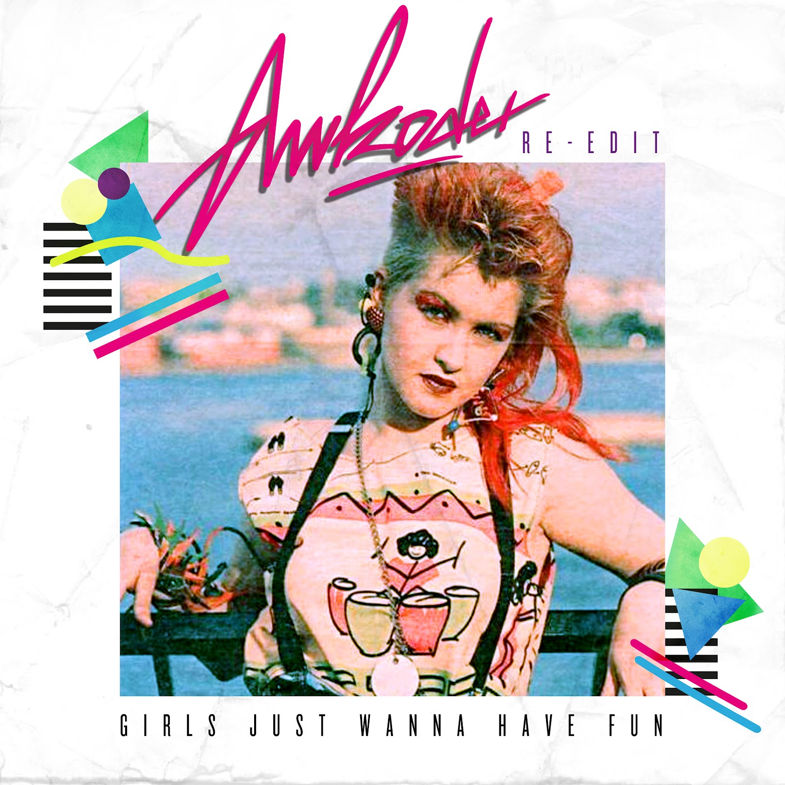 Cyndi Lauper Girls Just Want To Have Fun Extended Version