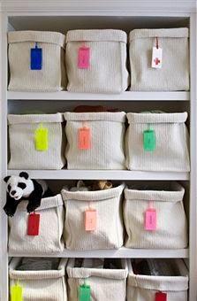 Bilbopeques a guardar - Cestas para guardar juguetes ...