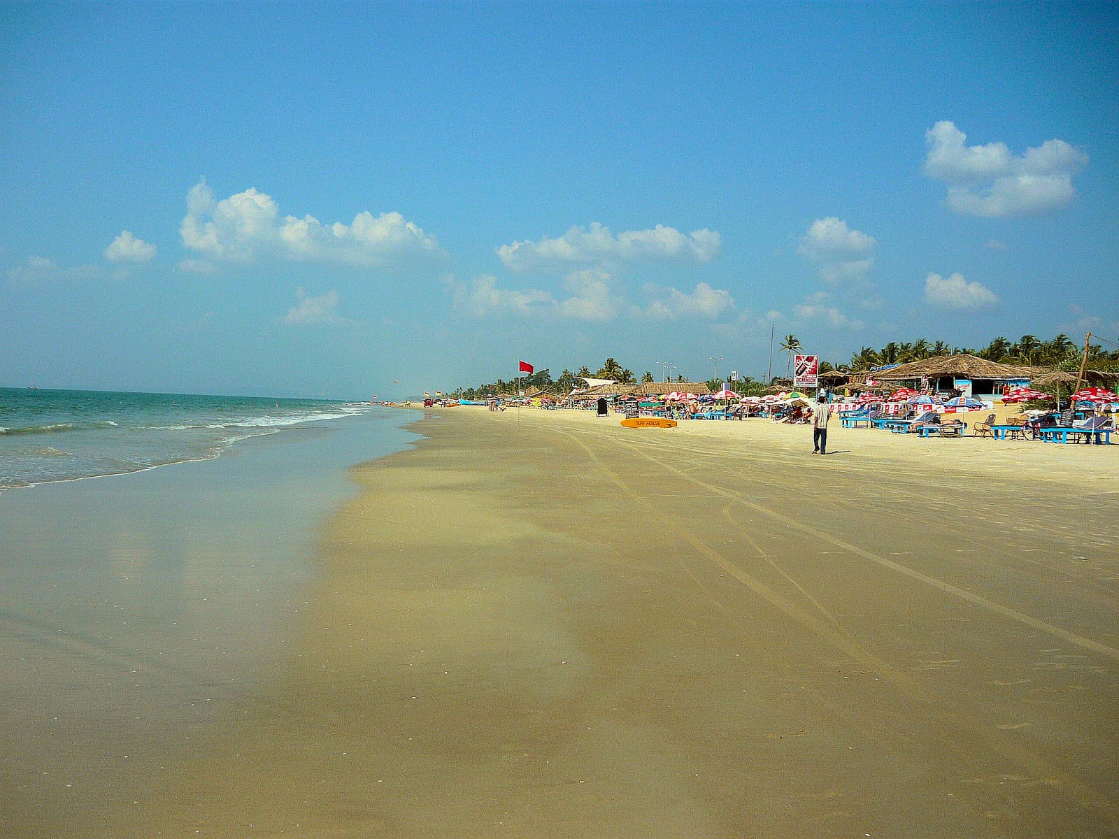 Benaulim Beach Goa