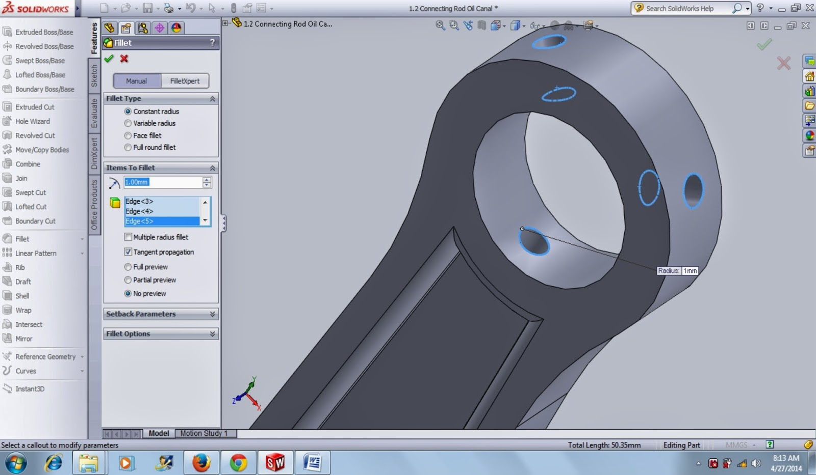 20121117133956239703 as well Engine Connecting Rod furthermore 10336783 further Single Plate Clutch 2d Drawings also Solidworks Block Diagram. on engine connecting rod solidworks