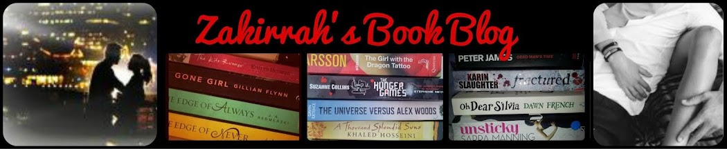 Zakirrah's Book Blog