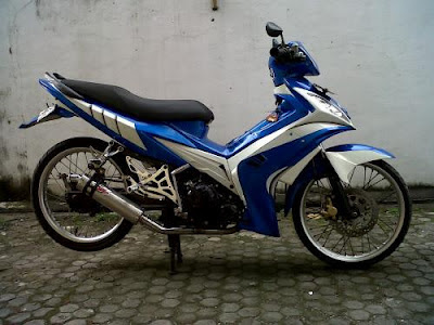 simple Modif Jupiter mx minimalis