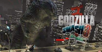 Godzilla Smash 3 Apk Data Full Mod