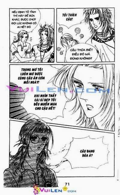 Cô Gái Vương Giả chap 4 - Trang 71