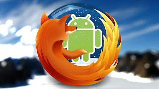 Browser Android Tercepat #5 Firefox