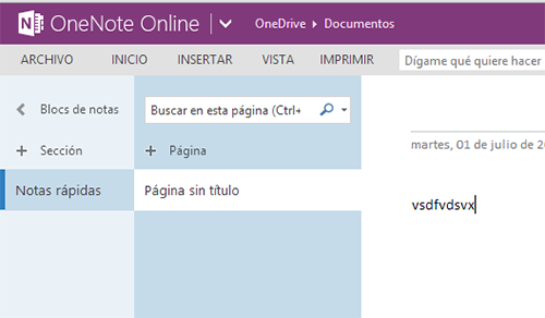 how to open onenote online in onenote