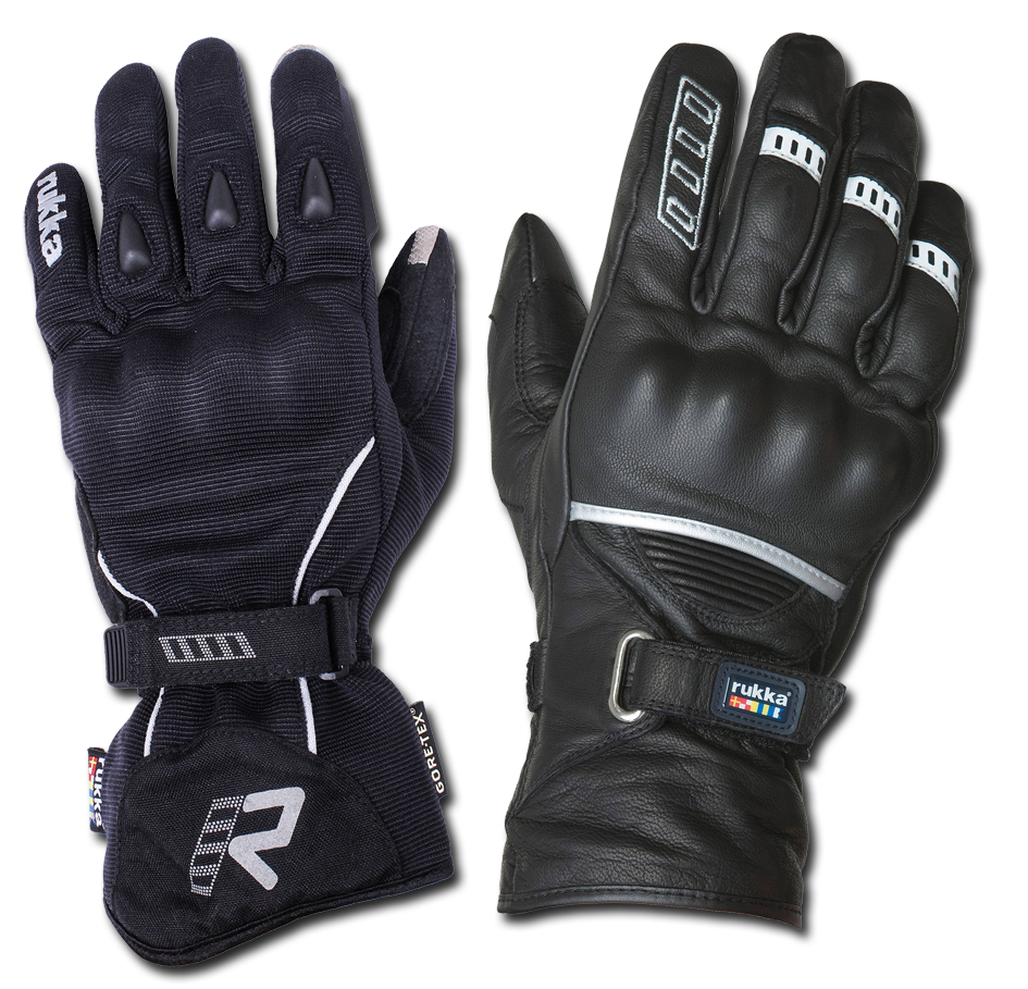 Motorcycle gloves outlast - Since Visiting Rukka We Have Two More Pair Of Gloves For Evaluation One A Waterproof Glove For Warmer Temperatures The Apollo