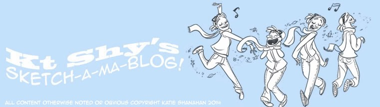 Kt Shy's Sketch Blog!