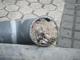 Limpieza de tuberías