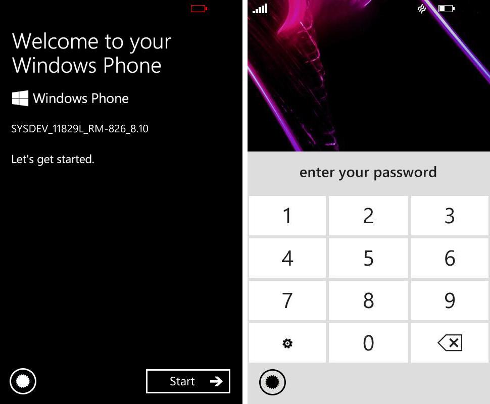 Как сделать снимок экрана wp8
