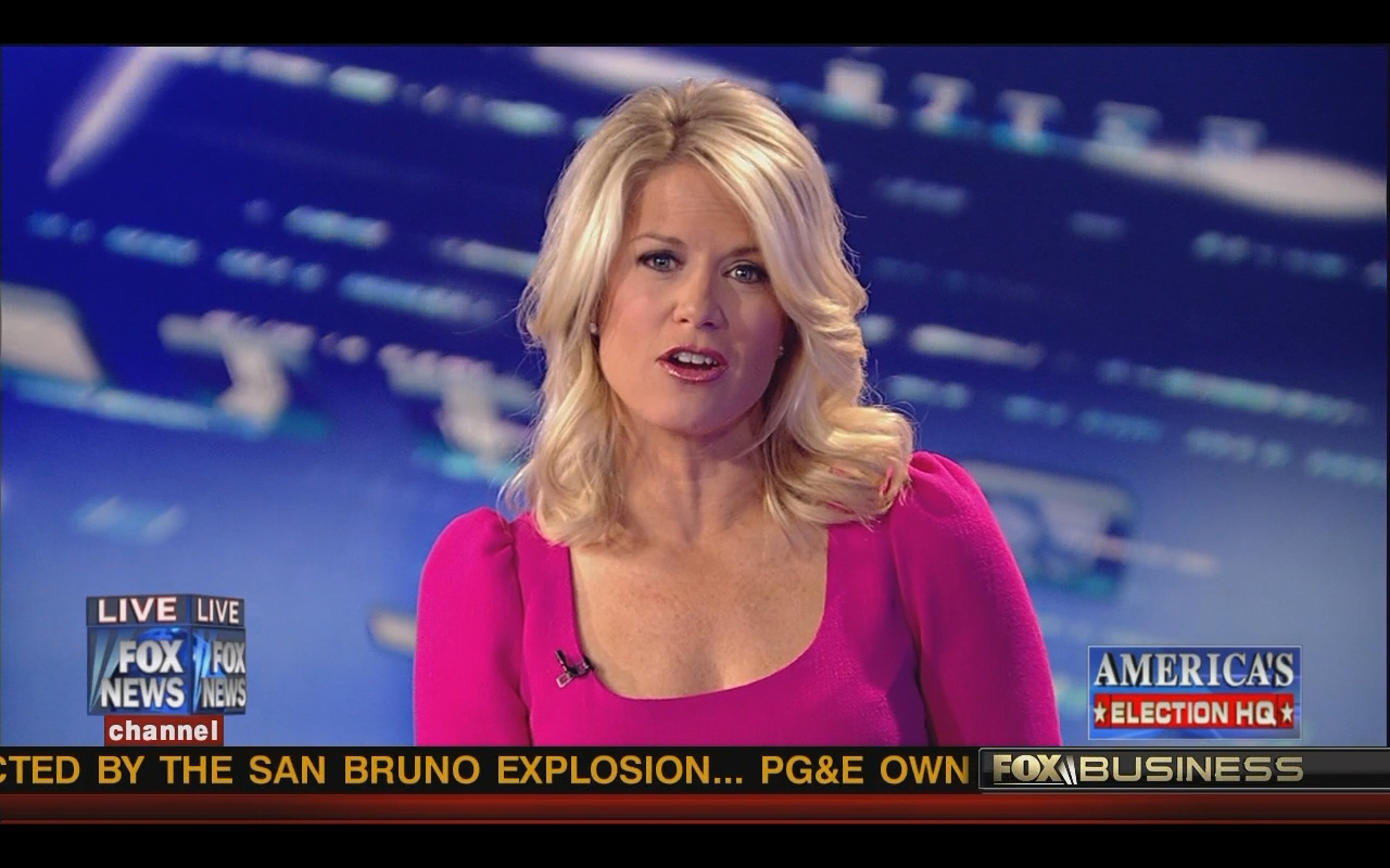 Martha MacCallum on America's Newsroom