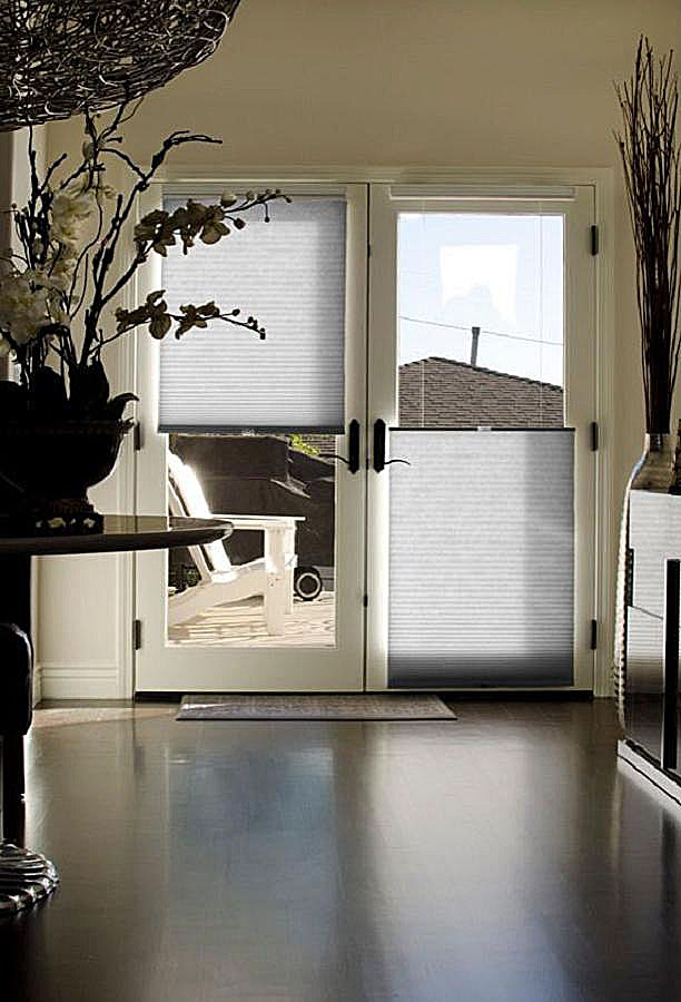 Superior Roman Shades | Honeycomb Single Cell Shades