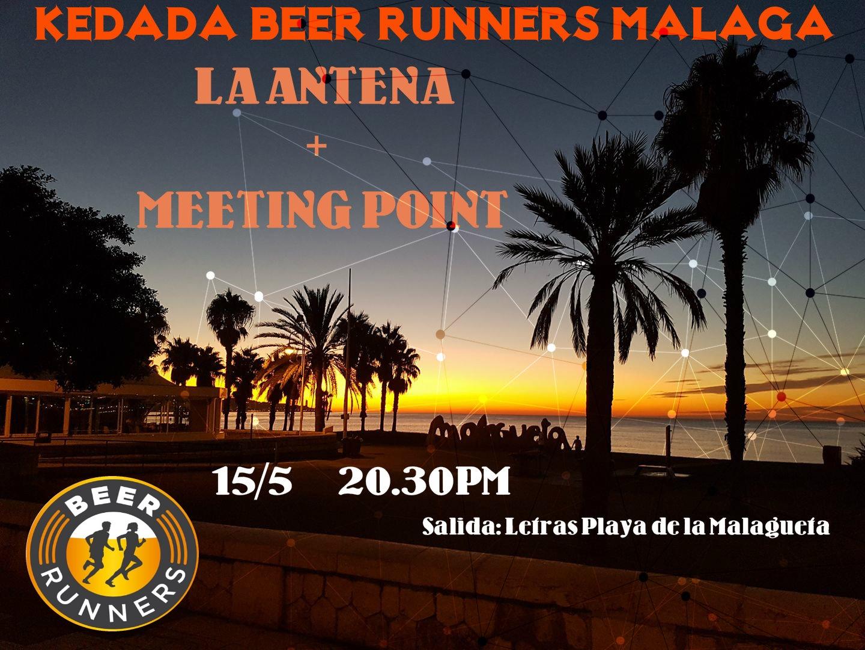 LA ANTENA + MEETING POINT