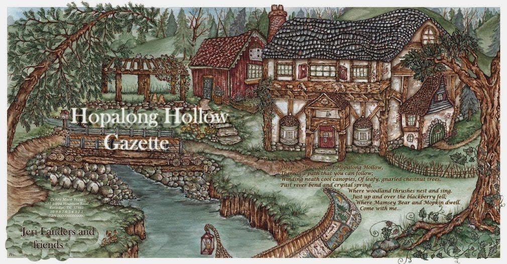 Hopalong Hollow Gazette