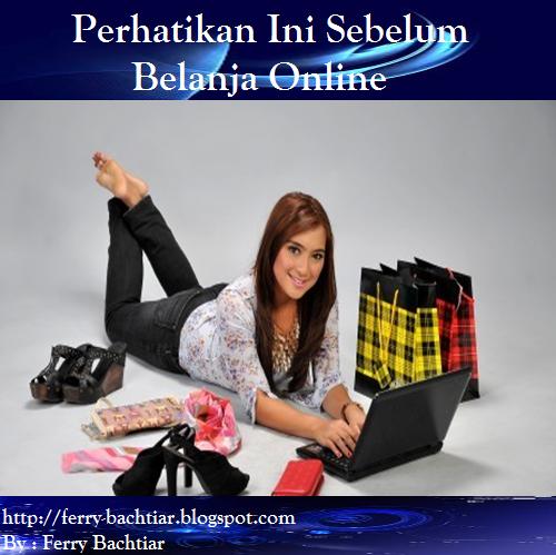 Penipuan melalui belanja online