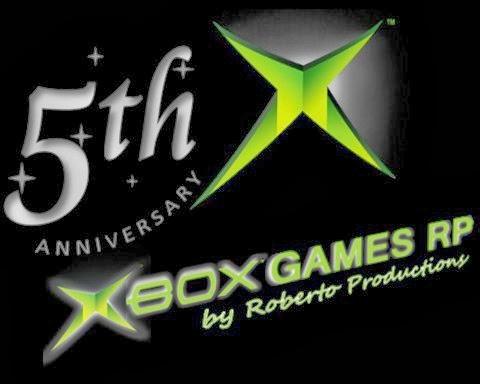 5 Anos de XboxGamesRp
