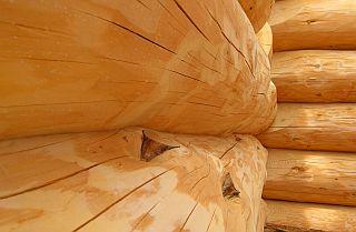bârne din lemn