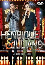 DVD Henrique e Juliano - Ao vivo em Brasilia