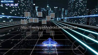 Neon City Free Apps 4 Android