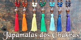 Coleção 'Japamalas dos Chakras'