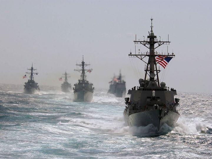 ABD Ukrayna nedeniyle Karadeniz'e savaş gemisi gönderecek