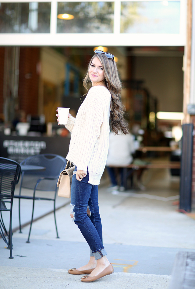 Southern Curls & Pearls: Coffee Date.