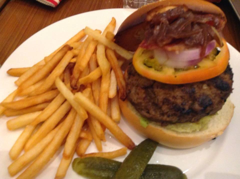 Burger by Americano