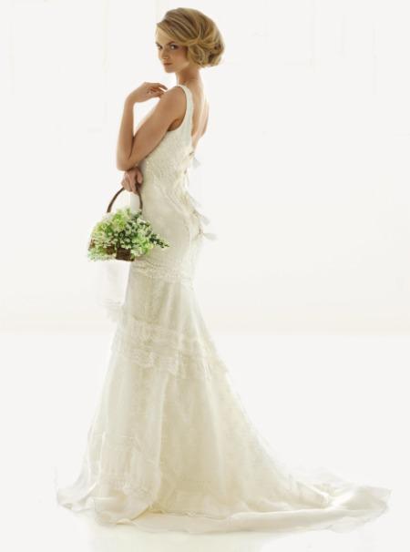 vestido de noiva casamento dia