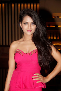 Ramanithu Chaudhary HQ Pics in Spicy Cute Pink Short Dress