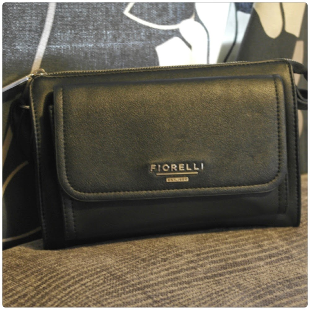 fiorelli tessa cross body hand bag