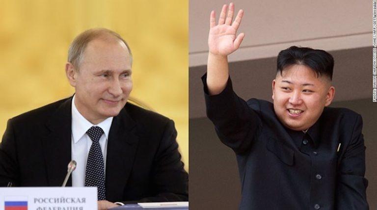 Πούτιν για Κιμ: Είναι έξυπνος και ώριμος ηγέτης – Κέρδισε σε αυτόν τον γύρο τη Δύση